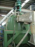 A lavagem de frasco do HDPE e recicl a linha