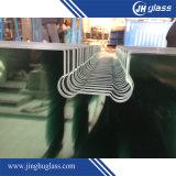 Claro vidrio esmerilado de la pantalla de ducha, puerta de la ducha de cristal