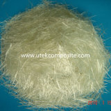 Light Golden delicious Color Chopped Strand Ar Knell Fiber for Grc