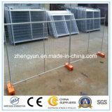 Bewegliche Hot-DIP Galvanisierung-temporärer Zaun für Baustelle
