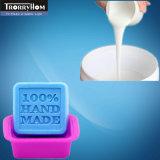 Gomma di silicone sicura della pelle RTV per le muffe del sapone