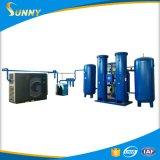 現地の高い純度98.5%の溶接および切断のための満ちる酸素のガスポンプシステム