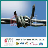 電流を通された安い有刺鉄線またはステンレス鋼の有刺鉄線ロール