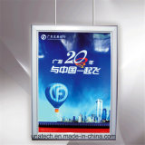 Exhibición de publicidad Super Slim LED Poster Light Box