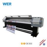 3,2 m 512/358PCS Polaris pl jet d'encre numérique solvant imprimante grand format