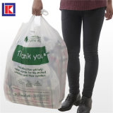 Biodegradable Compostable Printed Plastic Charity Bag for Cloth Donation