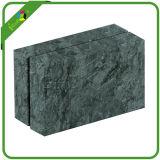 Caja de empaquetado impresa mármol de encargo