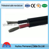 Câble solaire flexible engainé par XLPE de câble de picovolte