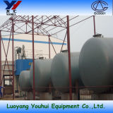 Черное оборудование регенерации масла двигателя (YH-BO-003)