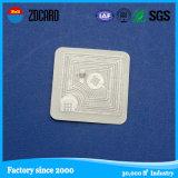 カスタム盗難防止の使い捨て可能なタンパーの証拠RFID NFCの札