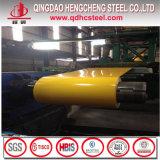 Heiße Farbe des Verkaufs-JIS G3312 beschichtete Stahlring PPGI