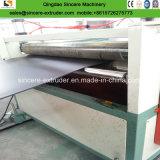 Riga macchina di plastica dell'espulsione dello strato di stampa del PVC dell'espulsore della bobina del PVC