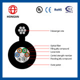 De Zelfstandige Optische Kabel van China van FTTH Gytc8y
