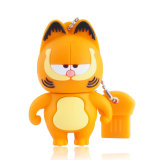 Cartoon Garfield lecteur Flash USB Pen Drive 4 Go 8 GO de 16Go et 32 Go Memory Stick™ USB 2.0 U de disque Flash Drive
