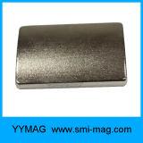 Супер сильным постоянным подгонянный неодимием магнитный материальный магнит мотора дуги
