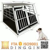 طي و [كنفينت] ألومنيوم كلب صندوق شحن
