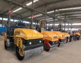 Doppio rullo dell'asfalto del timpano da 3 tonnellate da vendere (FYL-1200)