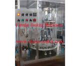 回転式ヨーグルトのコップのガラス(KIS-900-2)が付いている満ちるシーリング機械