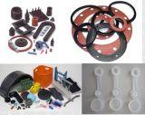 Abnehmer geformte Silikon-Gummi-Plastikprodukte/Gummiteile