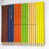 деревянный карандаш цвета 24PCS для подарка промотирования