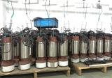 Pomp de Met duikvermogen 0.37kw/0.55kw/0.75kw van het Roestvrij staal van Qdx