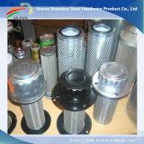 Fábrica de tubos de filtro de malla de alambre envuelto
