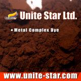 Disolvente de complejos metálicos tinte marrón disolvente (43) para las manchas de madera