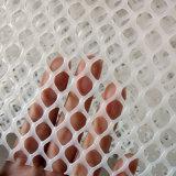 플라스틱 철사 그물 또는 플라스틱 편평한 그물 또는 플라스틱 철망사