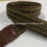 Mobilier de style ancien de la courroie de la courroie, lanières de cuir tressé