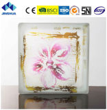 Jinghua artístico de alta calidad P-001 de la pintura de ladrillo y bloque de vidrio