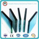 건물을%s 6.38-50mm 회색 청동색 또는 파란 PVB 박판으로 만들어진 유리