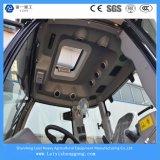 Alimentador agrícola de alta potencia de múltiples funciones de abastecimiento de la rueda/alimentador de granja 155HP