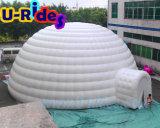 tenda gonfiabile enorme rotonda dell'iglù di 12m per l'evento