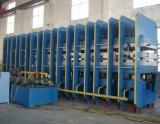 Cinta transportadora de la máquina de vulcanización de la prensa de goma de la máquina vulcanizadora