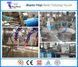 Belüftung-Absaugung-Schlauch-Strangpresßling-Zeile/gewundene Plastikwicklung verstärkter Schlauch, der Maschine herstellt