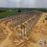 Almacén ligero prefabricado comprable de la estructura de acero para la venta