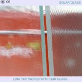 3,2 mm Extra-clair Prismatic Patterned Glass for Solar Collector