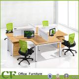 Nach Maß niedriger Preis-Schreibtisch-Zelle-Büro-Arbeitsplatz-Partition