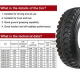 Все стальные радиальных шин трехколесного погрузчика, Китай шин, шины для погрузчика