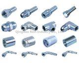 Raccords et adaptateurs hydrauliques (1N) / New Parker 10643-8-6 Femelle Jic Hydraulique Montage par tuyaux en une pièce / Forgé Acier Fitting / Forging / Steel Forging Part