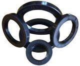 Tc NBR/EPDM/Viton duplo lábio de vedação de óleo do eixo rotativo