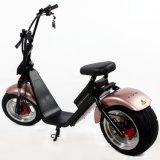 Stad Coco 6080km van de Autoped van Ecorider 1200W 60V de Elektrische Elektrische Autoped Harley voor Volwassenen