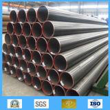 Tailles laminées à chaud de pipe en acier de pipe de gaz de pipe d'enveloppe de tubes et tuyaux sans soudure, en acier