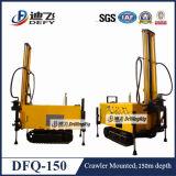 150m Depth Air Compressor Water Well Drill Machine