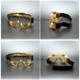 Beschermende brillen van de Veiligheid van de Grootte van de Mening van de Goedkeuring van Ce En166 de Brede (SG142)