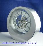 승진 기념품과 공짜를 위해 놓이는 해골 책상 시계 K8052 선물