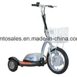 """trotinette"" elétrico Foldable adulto da potência 500W grande com assento para a venda"
