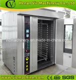 100kg/h bakkerij roterende diesel ovenprijs met de certificatie van Ce