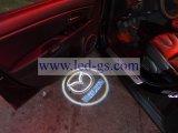 그림자 LED 차 빛 의례 LED 문 램프