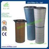 De Patroon van de Filter van de Lucht van de Turbine van het Gas van de Reeks van relatieve vochtigheid